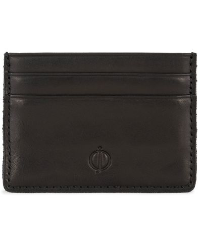 Oscar Jacobson Leather Wallet Black  i gruppen Accessoarer / Plånböcker / Korthållare hos Care of Carl (10998410)
