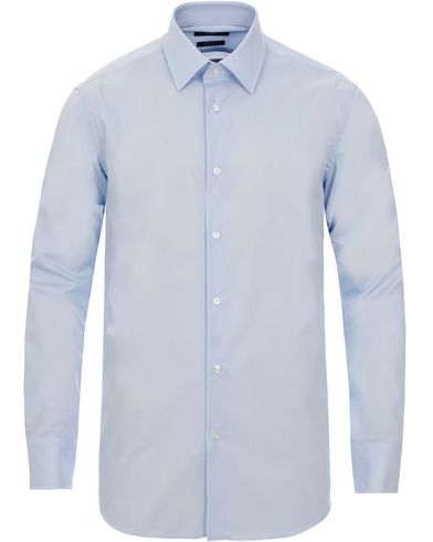 BOSS Enzo Regular Fit Shirt Open Blue i gruppen Kläder / Skjortor / Formella skjortor hos Care of Carl (11000211r)