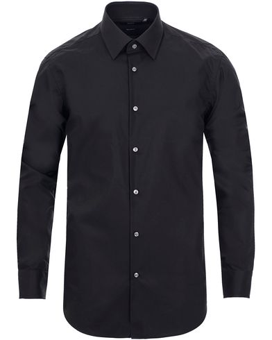 BOSS Enzo Regular Fit Shirt Black i gruppen Kläder / Skjortor / Formella skjortor hos Care of Carl (11000311r)