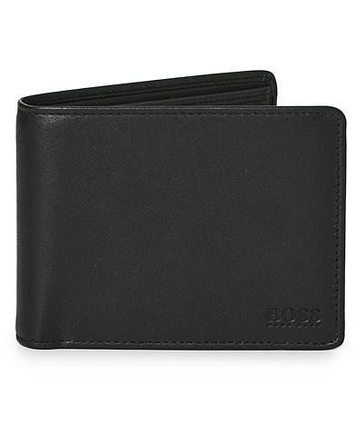 BOSS Arezzo Wallet Black  i gruppen Assesoarer / Lommeb�ker hos Care of Carl (11001310)