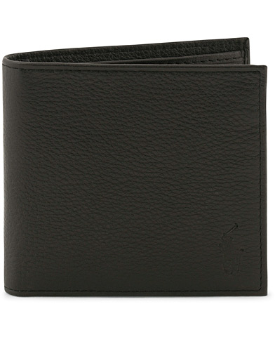 Polo Ralph Lauren Billfold Wallet Black  i gruppen Tilbehør / Punge hos Care of Carl (11018210)