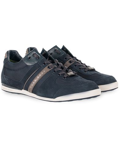 BOSS Green Akeen Sneaker Open Blue i gruppen Skor / Sneakers hos Care of Carl (11151311r)