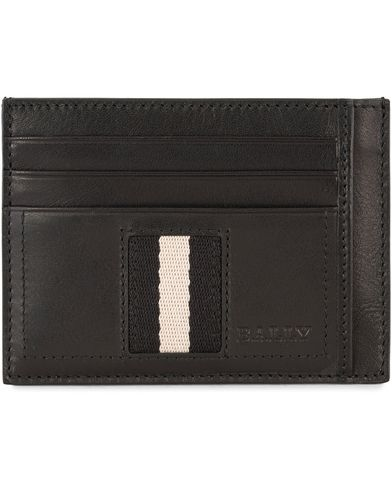 BALLY Torin.T Credit Card Holder Black  i gruppen Accessoarer / Plånböcker / Korthållare hos Care of Carl (11267010)
