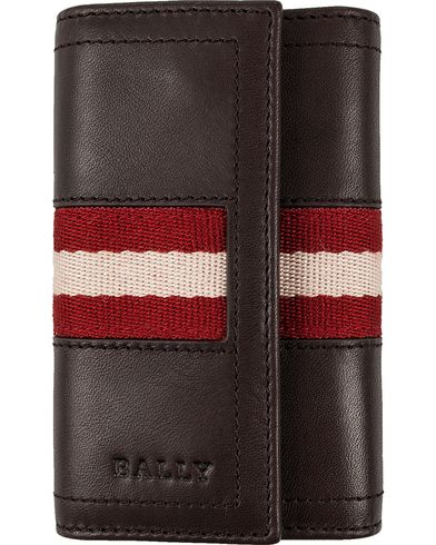 Bally Tuto Key Holder Chocolate  i gruppen Accessoarer / Nyckelringar hos Care of Carl (11267110)