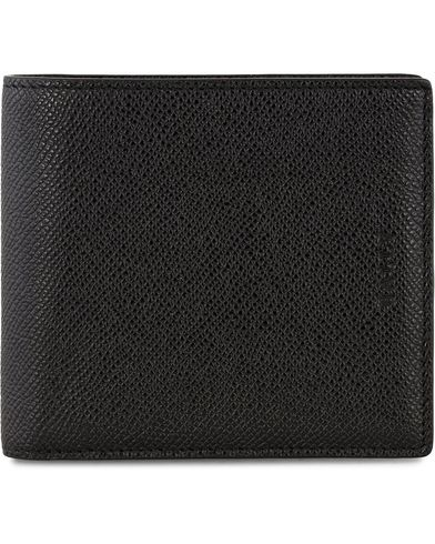 BALLY Bollen Credit Card Wallet Black  i gruppen Assesoarer / Lommebøker / Vanlige lommebøker hos Care of Carl (11267210)