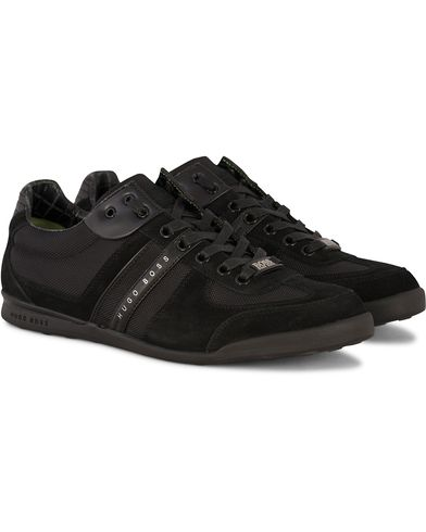 BOSS Green Akeen Sneaker Black i gruppen Design A / Sko / Sneakers / Sneakers med lavt skaft hos Care of Carl (11316711r)