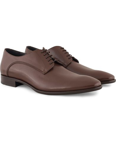 BOSS Carmons Derby Medium Brown i gruppen Sko / Derbys hos Care of Carl (11317711r)