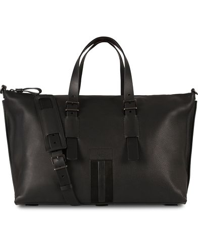 Bally Boskar Weekendbag Charcoal  i gruppen Assesoarer / Vesker / Weekendbager hos Care of Carl (11405210)