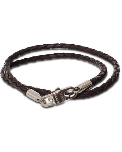Bally Stabbio.SA Barcelet Chocolate  i gruppen Accessoarer / Armband hos Care of Carl (11405510)