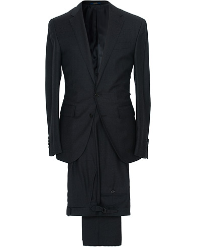 Polo Ralph Lauren Clothing Suit Charcoal i gruppen Jakkesæt hos Care of Carl (11410711r)