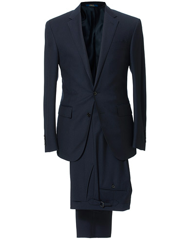 Polo Ralph Lauren Clothing Suit Navy i gruppen Jakkesæt hos Care of Carl (11410811r)