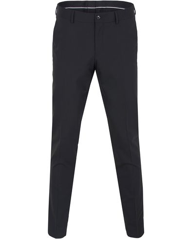 Tiger of Sweden Herris Trousers Black i gruppen Design B / Kläder / Byxor / Kostymbyxor hos Care of Carl (11434211r)