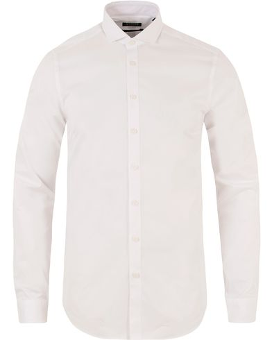 Tiger of Sweden Steel 1 Shirt White i gruppen Skjorter / Formelle skjorter hos Care of Carl (11435911r)