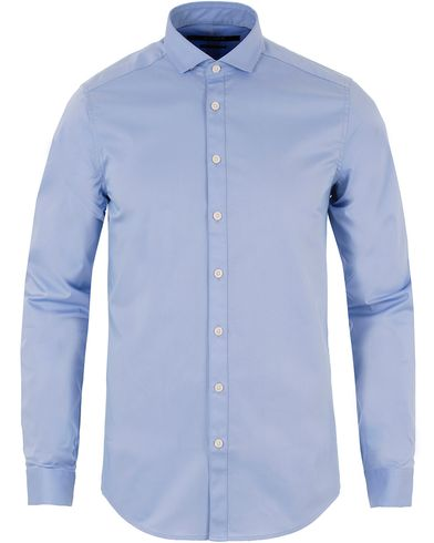 Tiger of Sweden Steel 1 Shirt Light Blue i gruppen Tøj / Skjorter / Formelle skjorter hos Care of Carl (11436011r)