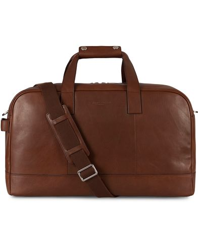Tiger of Sweden Maisina Weekend Bag Brown  i gruppen Design A / Tasker / Weekendtasker hos Care of Carl (11437510)