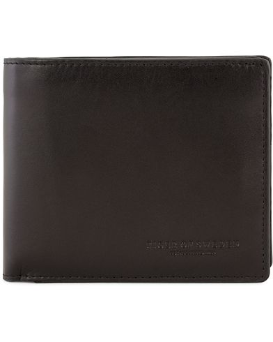 Tiger of Sweden Egil 2 Wallet Black  i gruppen Assesoarer / Lommebøker / Vanlige lommebøker hos Care of Carl (11438610)