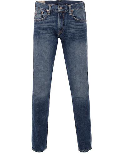 Polo Ralph Lauren Sullivan Slim Fit Jeans Cedar i gruppen Jeans / Avsmalnende jeans hos Care of Carl (11476611r)