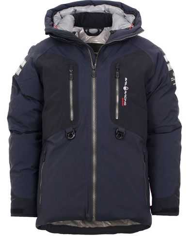 Sail Racing Pole Down Parka Navy i gruppen Jackor / Parkas hos Care of Carl (11493111r)