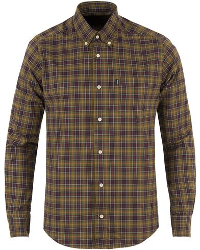 Barbour Lifestyle Malcolm Tailord Fit Shirt Classic Tartan i gruppen Tøj / Skjorter hos Care of Carl (11501811r)
