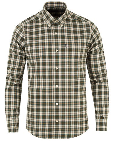 Barbour Lifestyle Malcolm Tailord Fit Shirt Ancient i gruppen Skjorter / Casual skjorter hos Care of Carl (11502011r)