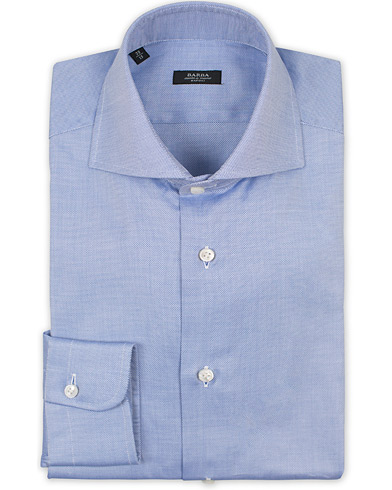 Barba Napoli Slim Fit Shirt Blue i gruppen Klær / Skjorter hos Care of Carl (11511811r)