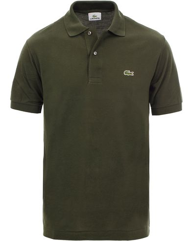 Lacoste Original Polo Pik� Boar Green i gruppen Pik�er / Kort�rmad Pik� hos Care of Carl (11534011r)