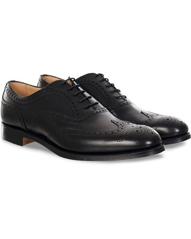 Cheaney Arthur III Brogue Black Calf i gruppen Sko / Brogues hos Care of Carl (11624211r)