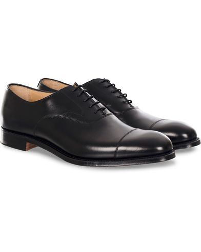 Cheaney Alfred Oxford Black Calf i gruppen Design A / Sko / Oxfords hos Care of Carl (11624311r)