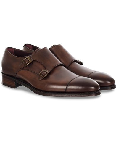 Cheaney Holyrood Double Monkstrap Bronzed Calf i gruppen Sko hos Care of Carl (11624411r)