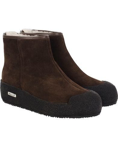 BALLY Woman Guard II L Curling Boot Espresso i gruppen Sko / Støvler / Curlingstøvler hos Care of Carl (11626211r)