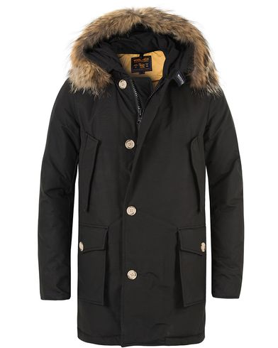 Woolrich Arctic Parka DF New Black i gruppen Jakker / Parka hos Care of Carl (11628611r)