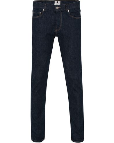 NN07 James Jeans Two 1734 Selvage Blue Denim i gruppen Jeans / Indsnævrende jeans hos Care of Carl (11704411r)