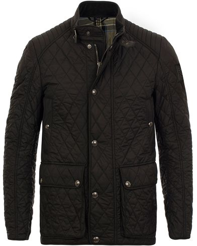 Belstaff New Pathfield Quilted Jacket Black i gruppen Jakker / Quiltede jakker hos Care of Carl (11723511r)