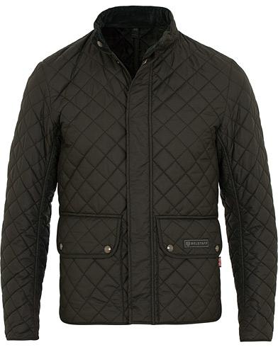 Belstaff Wilson Quilted Jacket Black i gruppen Design A / Jakker / Quiltede jakker hos Care of Carl (11723611r)