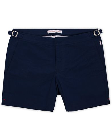 Orlebar Brown Setter Short Length Swim Shorts Navy i gruppen Kläder / Badbyxor hos Care of Carl (11789411r)