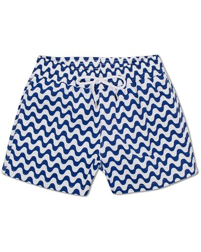 Frescobol Carioca Short Sport Swim Trunk Copacabana Navy i gruppen Badebukser hos Care of Carl (11790611r)