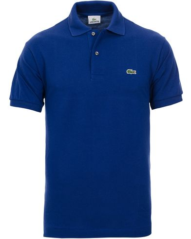 Lacoste Original Polo Pik� Ocean Blue i gruppen Pik�er / Kort�rmad Pik� hos Care of Carl (11848311r)