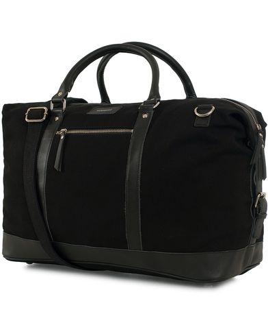 Sandqvist Jordan Weekendbag Black  i gruppen V�skor / Weekendbags hos Care of Carl (11858910)