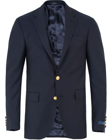 Polo Ralph Lauren Clothing Twill Sportcoat Navy i gruppen Kavajer / Uddakavajer hos Care of Carl (11939511r)