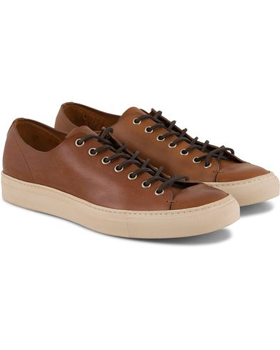 Buttero Sneaker Cognac Calf i gruppen Skor / Sneakers hos Care of Carl (11942611r)