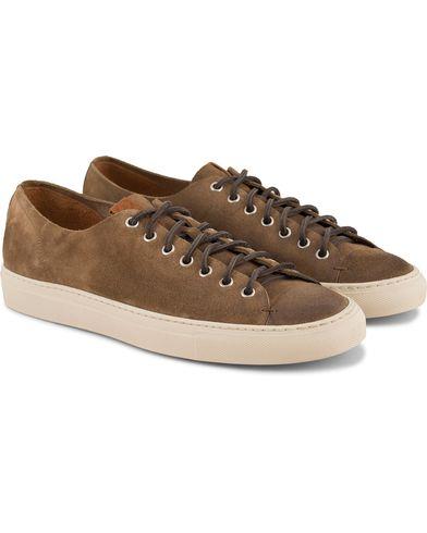 Buttero Sneaker Tobacco Suede i gruppen Sko / Sneakers / Sneakers med lavt skaft hos Care of Carl (11942911r)