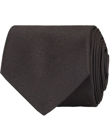 HUGO Tie 6 cm Black  i gruppen Accessoarer / Slipsar hos Care of Carl (11944710)