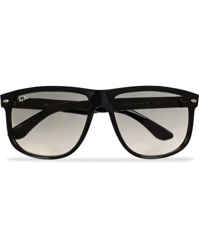 Ray-Ban RB4147 Sunglasses Black/Chrystal Grey Gradient  i gruppen Assesoarer / Solbriller / Firkantede solbriller hos Care of Carl (11949810)