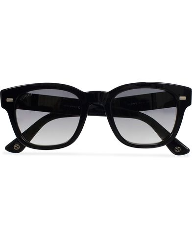 Gucci GG1079S Sunglasses Black i gruppen Solbriller / Buede solbriller hos Care of Carl (11954010)