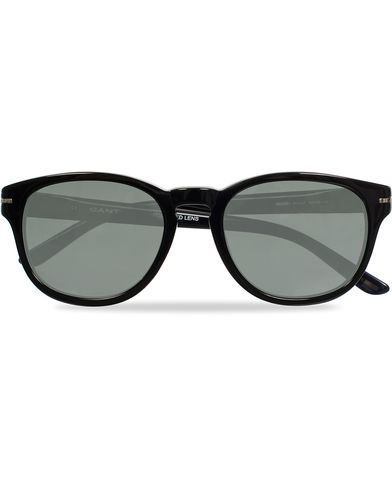 GANT GS2001 Polarized Sunglasses Black/Grey i gruppen Tilbehør / Solbriller / Runde solbriller hos Care of Carl (11956110)