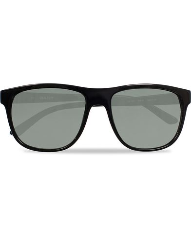 GANT GS7001 Polarized Sunglasses Black/Grey i gruppen Solbriller / Firkantede solbriller hos Care of Carl (11956410)