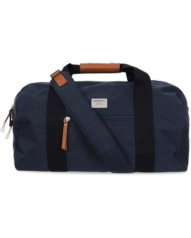 Sandqvist Floyd Sportbag Blue  i gruppen Väskor / Weekendbags hos Care of Carl (11957710)