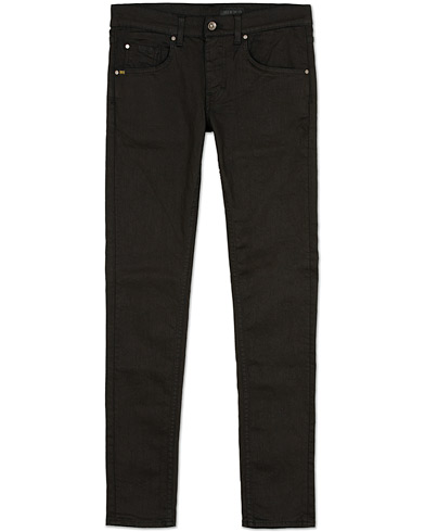 Tiger of Sweden Jeans Slim Black End Jeans Black i gruppen Jeans / Smala jeans hos Care of Carl (11962611r)