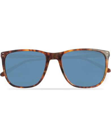 Ralph Lauren Eyewear PH4102 Sunglasses Havana/Blue  i gruppen Design A / Solbriller / Firkantede solbriller hos Care of Carl (11963810)