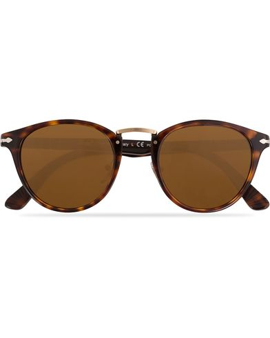 Persol PO3108S Sunglasses Havana/Brown  i gruppen Solglasögon / Runda solglasögon hos Care of Carl (11964110)